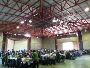 Almoço em Entre-Rios