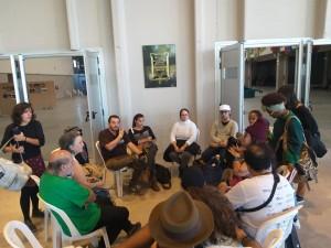 Reunião de brasileiros em Córdoba